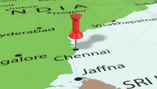 Chennai is the capital city of Tamil Nadu state, in southeastern India, on the Bay of Bengal